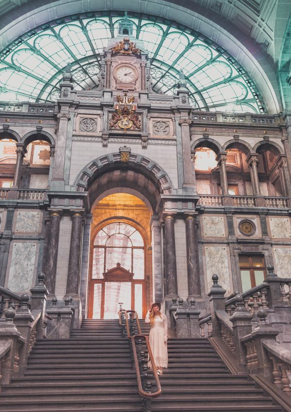 12 Stunningly Beautiful Places to Visit in Antwerp