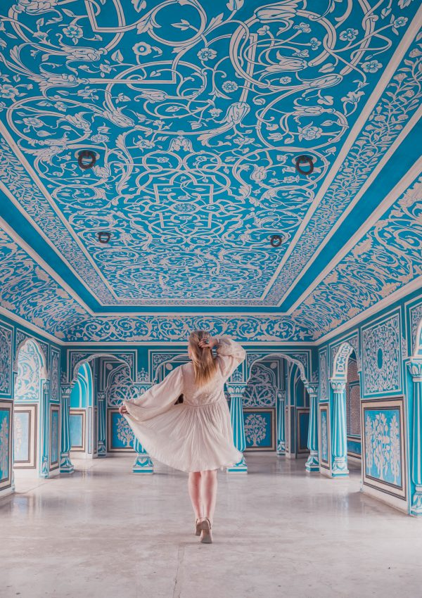10 most Instagrammable places in Jaipur, India.