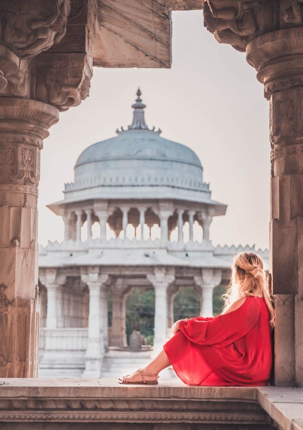 What to pack for a trip to India as a woman.