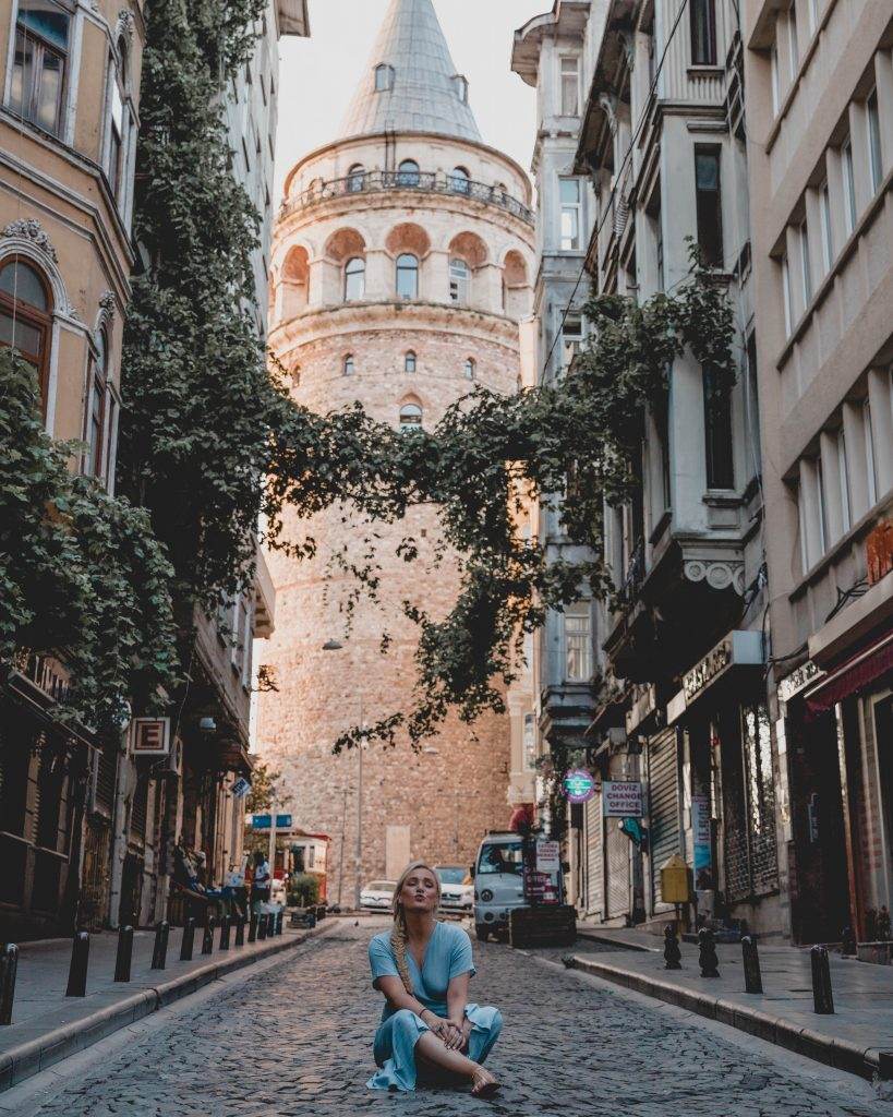 Istanbul travel, Istanbul photography, Galata Tower