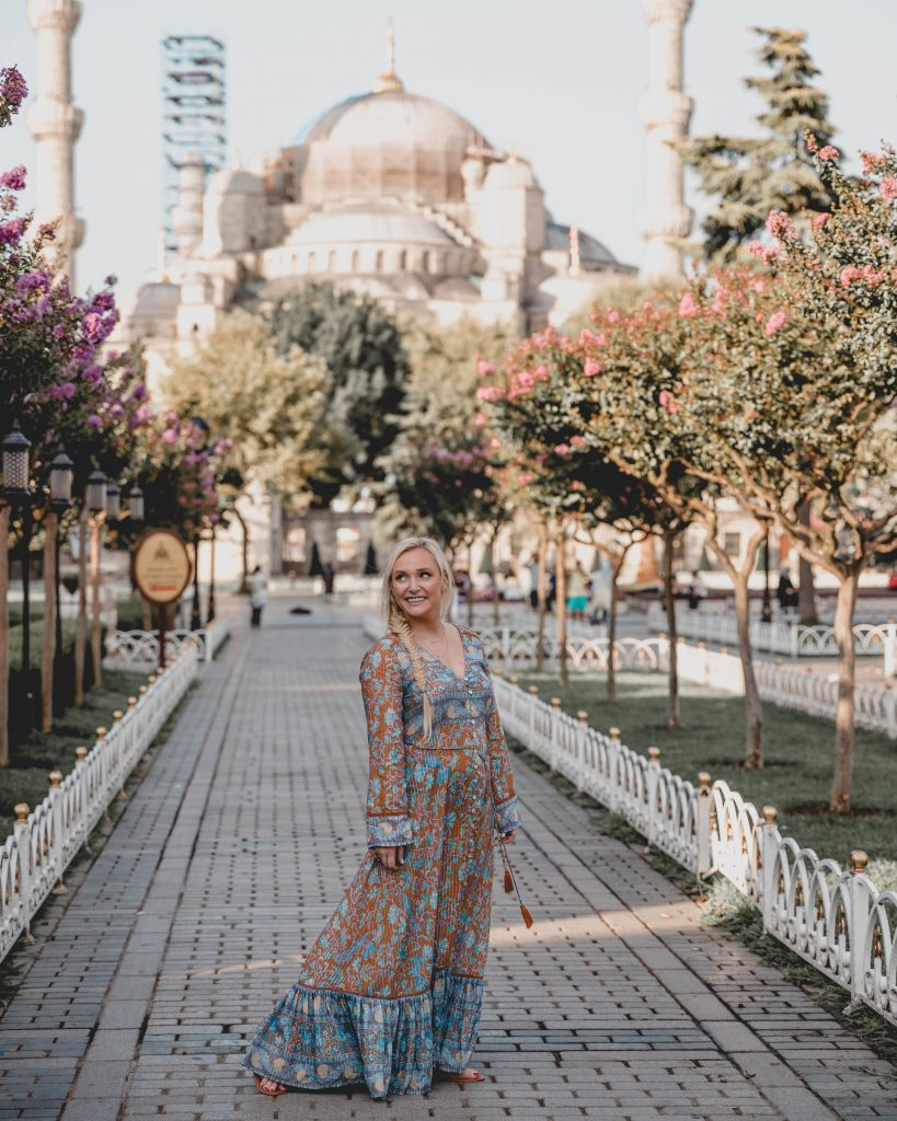 Istanbul travel, Istanbul photography, Blue Mosque