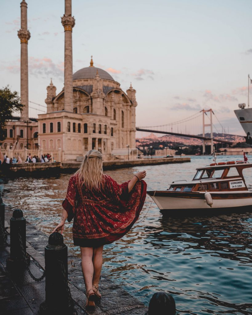 Istanbul travel, Istanbul photography, Ortakoy Mosque Istanbul