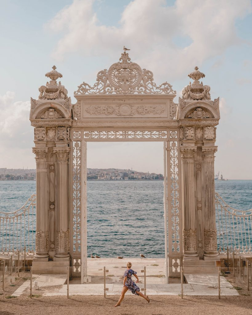 Istanbul travel, Istanbul photography, Dolmabahce Palace