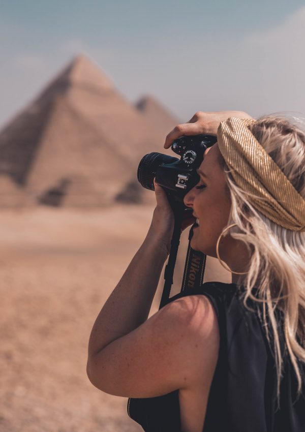 Visiting Egypt as a girl: 2 week itinerary
