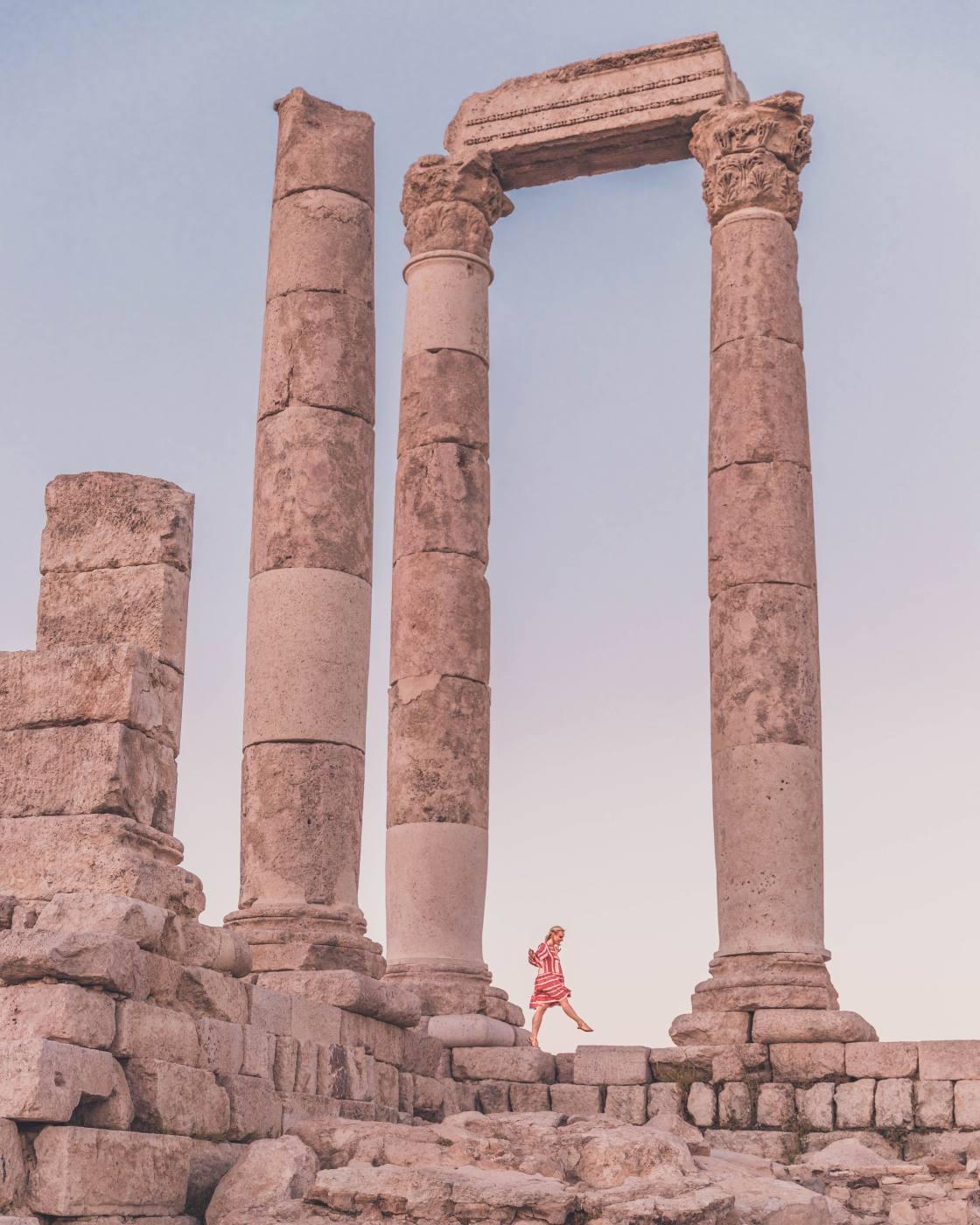A girls road trip through Jordan