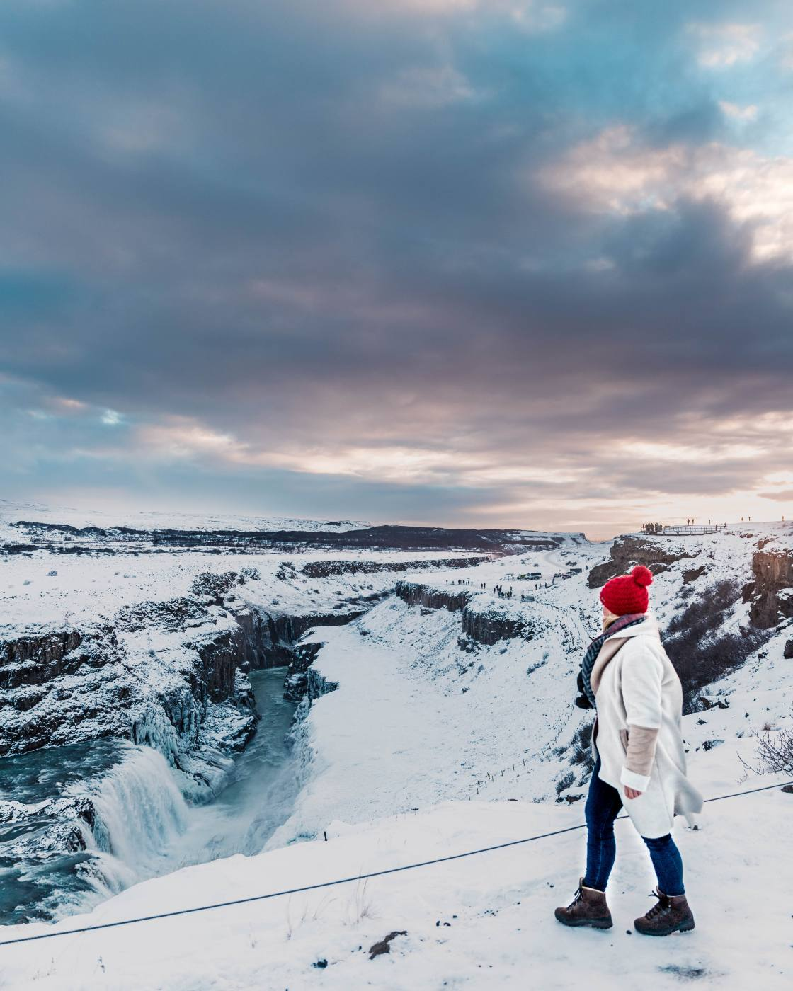 Iceland winter itinerary