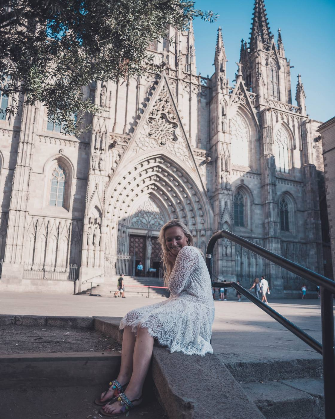the perfect girls weekend in Barcelona