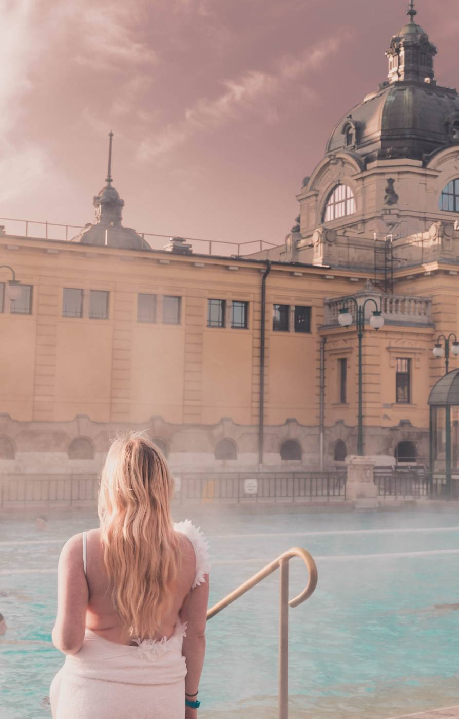 The best thermal baths in Hungary