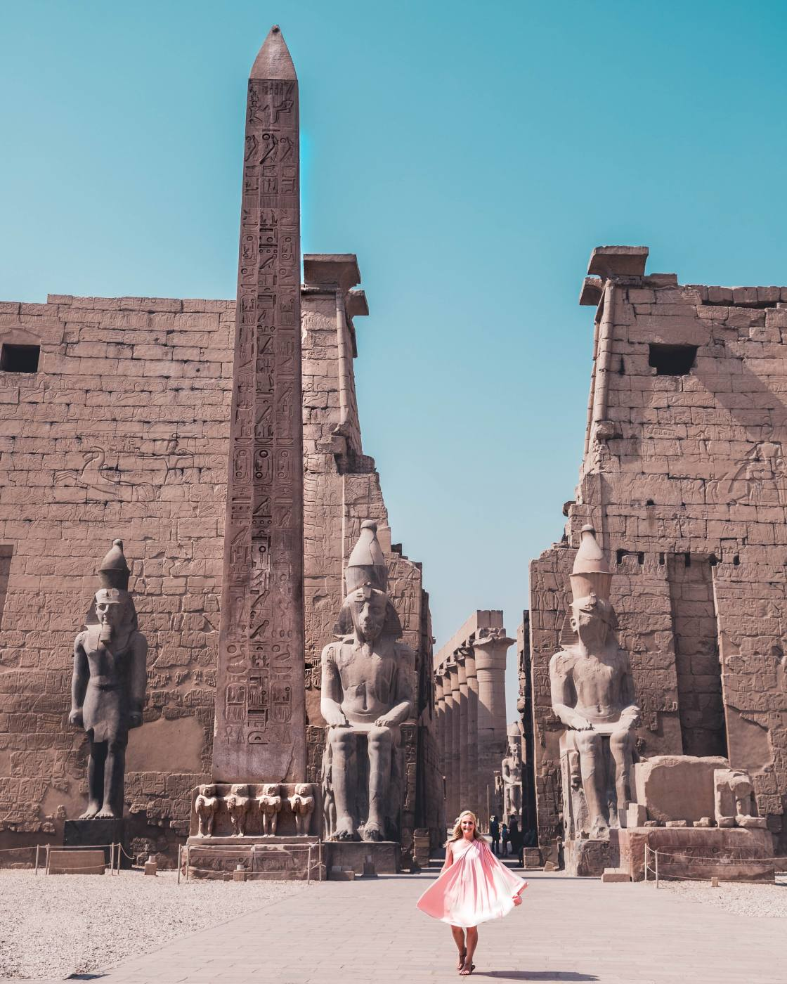 The Most Instagrammable places in Egypt