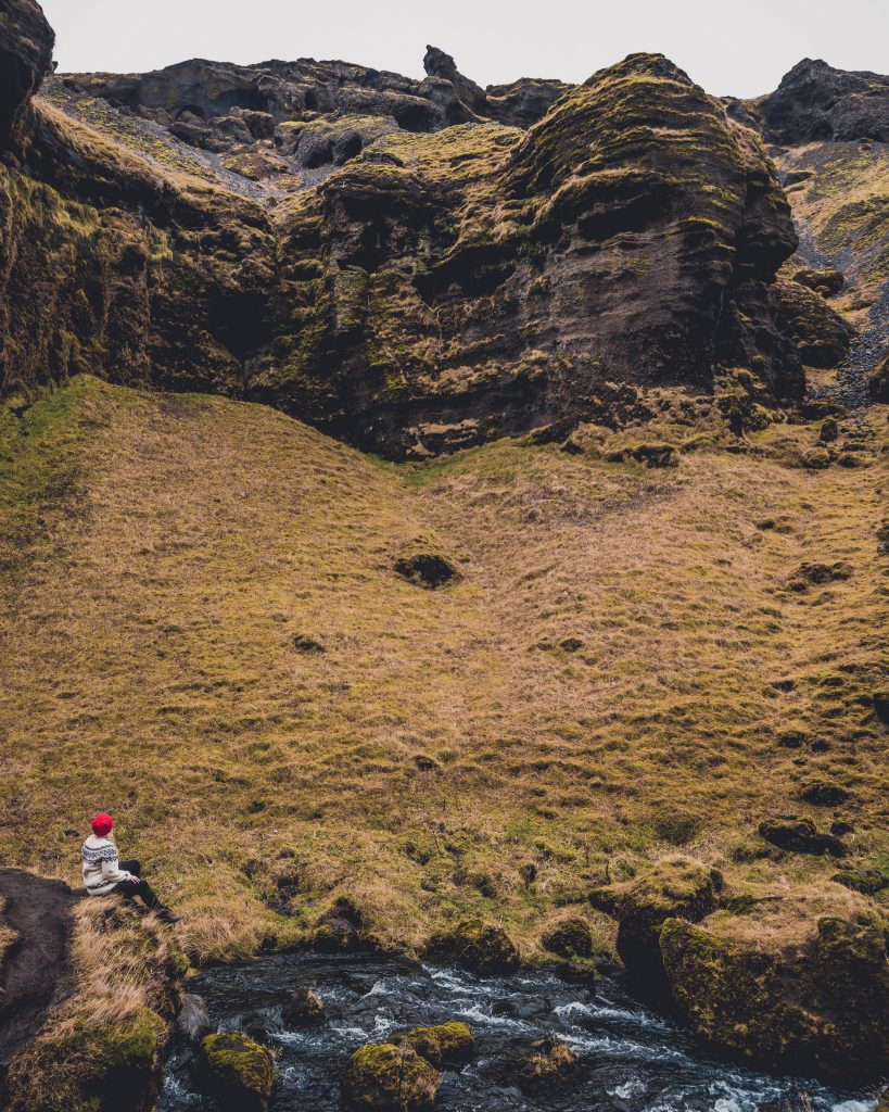 Off the beaten path locations in Iceland