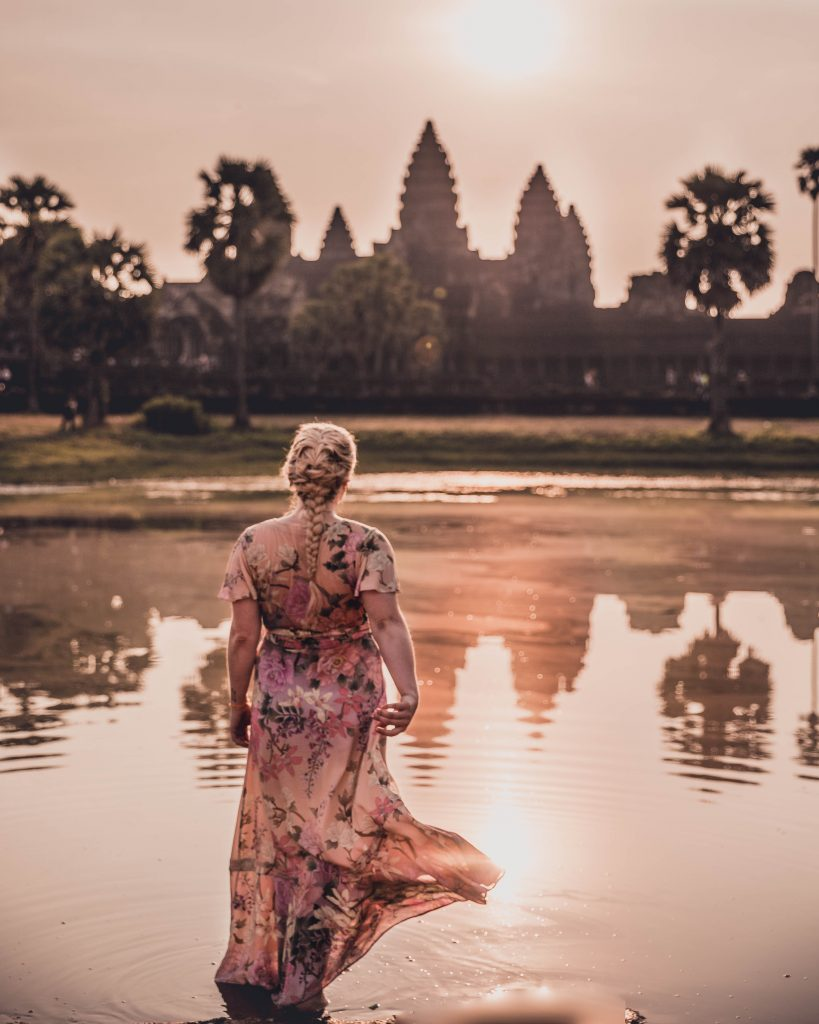 The best viewpoints from Angkor Wat