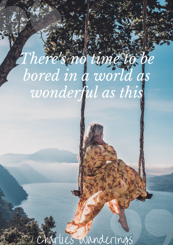 43 Inspirational Travel Quotes