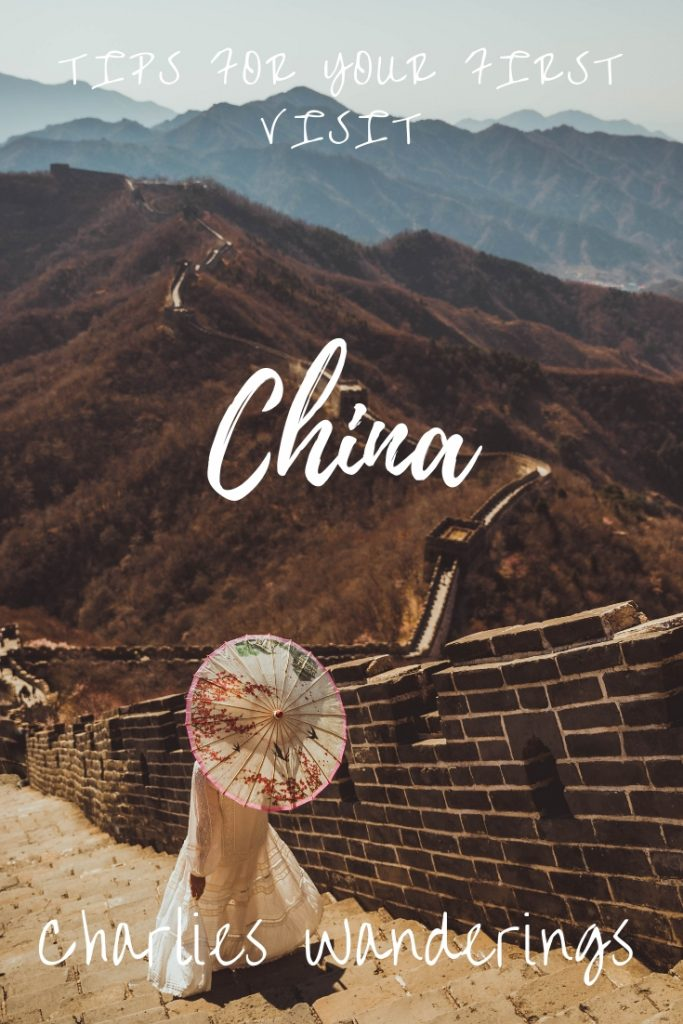 Tips for your first visit to China
