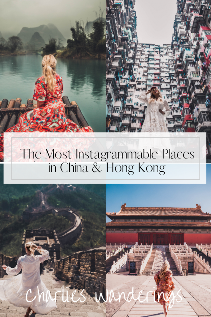 The Most Instagrammable Places in Hong Kong and China