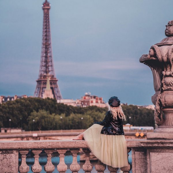 The best viewpoints of the Eiffel Tower