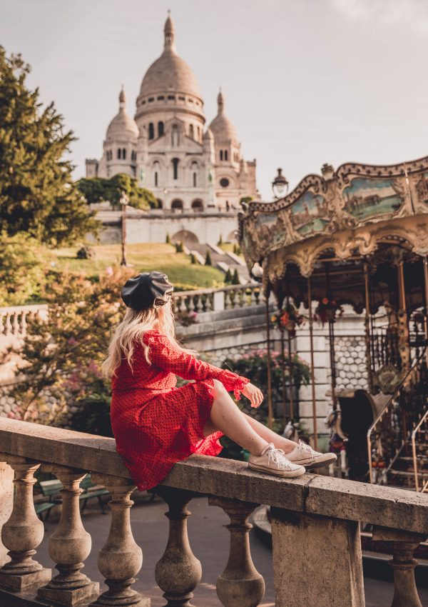 The most Instagrammable places in Paris.