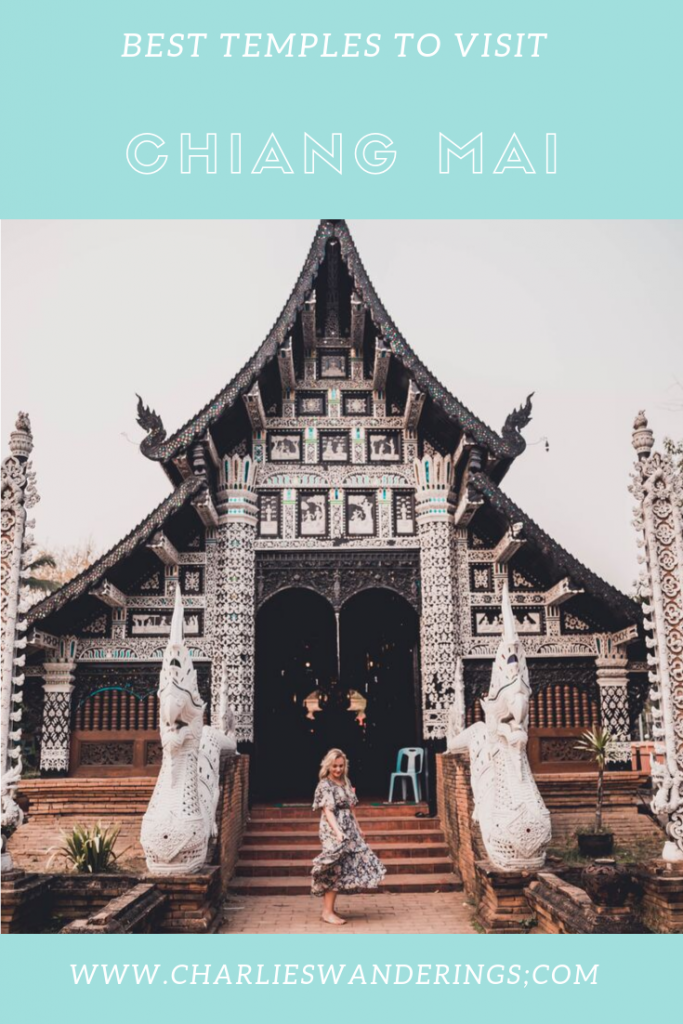 The most beautiful temples to visit in Chiang Mai