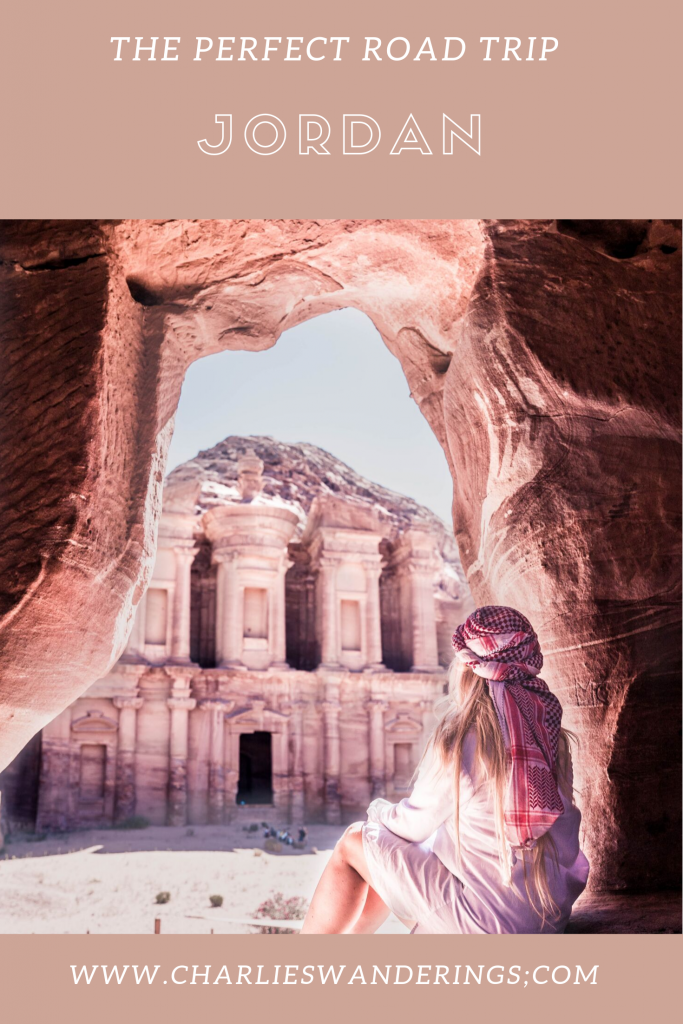 A girls road trip through Jordan