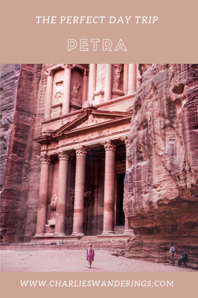 the perfect day trip to petra