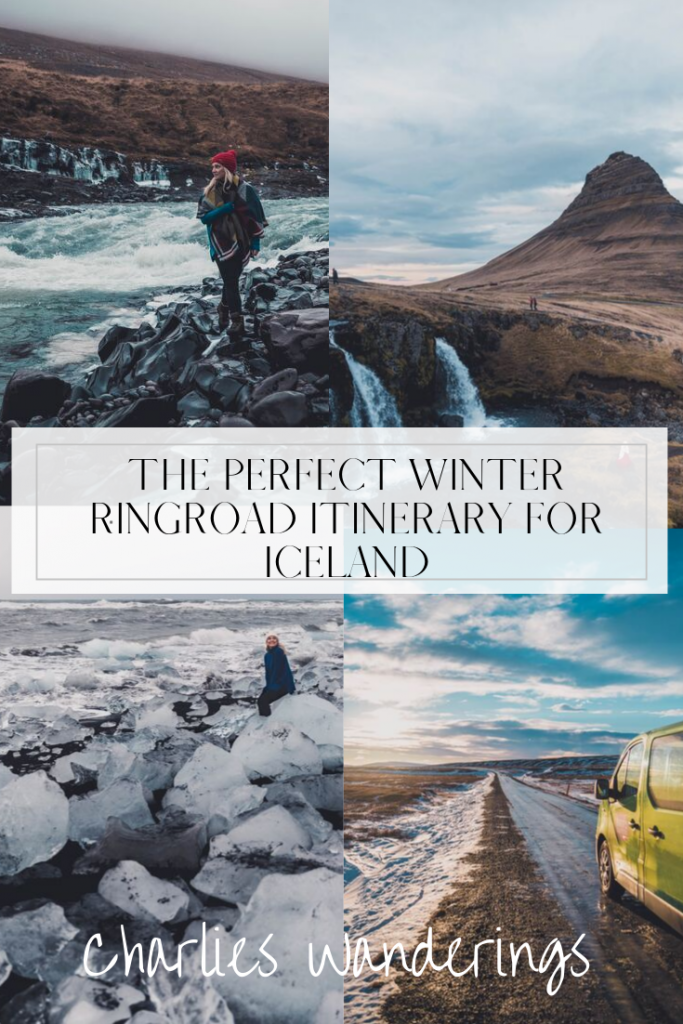 the perfect Iceland winter ringroad itinerary