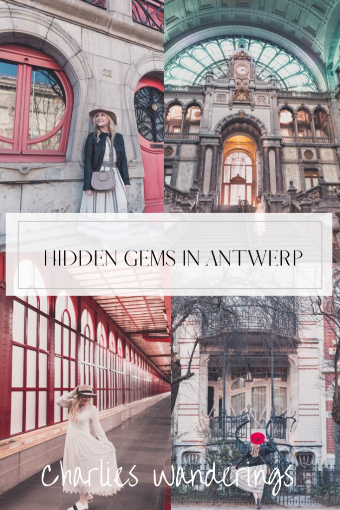 Hidden gems of Antwerp