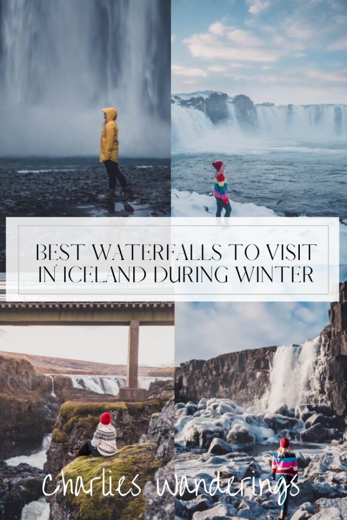 The best waterfalls to visit in Iceland during winter