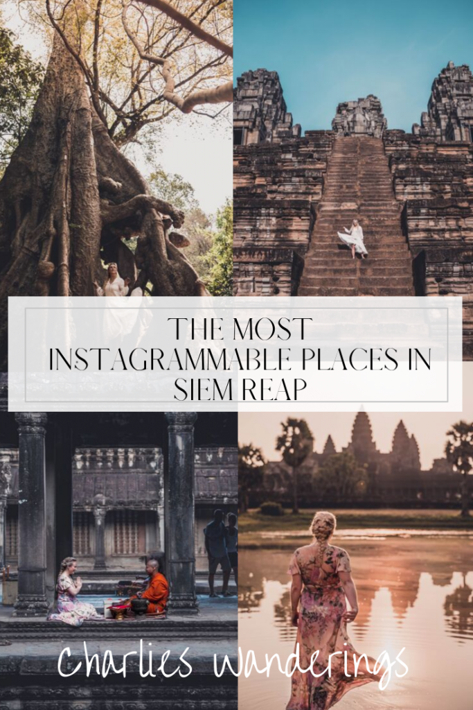 The Most Instagrammable Places in Siem Reap