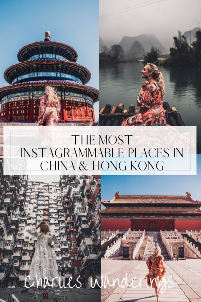 most instagrammable places in china and hong kong
