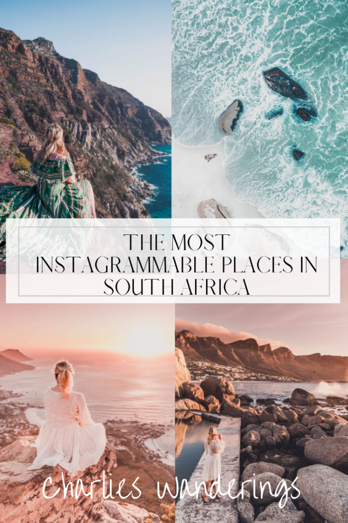 the most instagrammable places in Cape Town