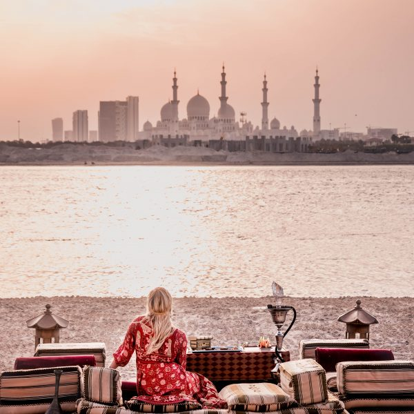 Where to stay in Abu Dhabi - Shangri La Hotel
