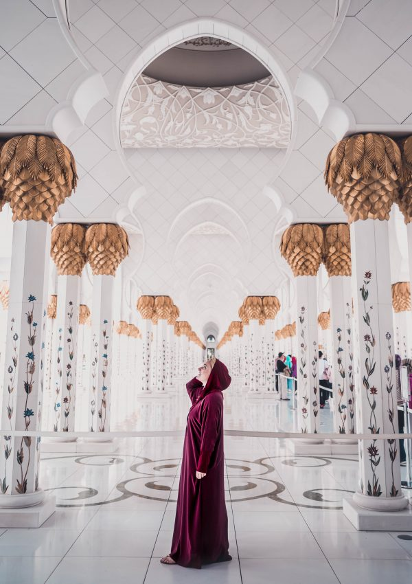 How To Visit The Sheikh Zayed Grand Mosque in Abu Dhabi