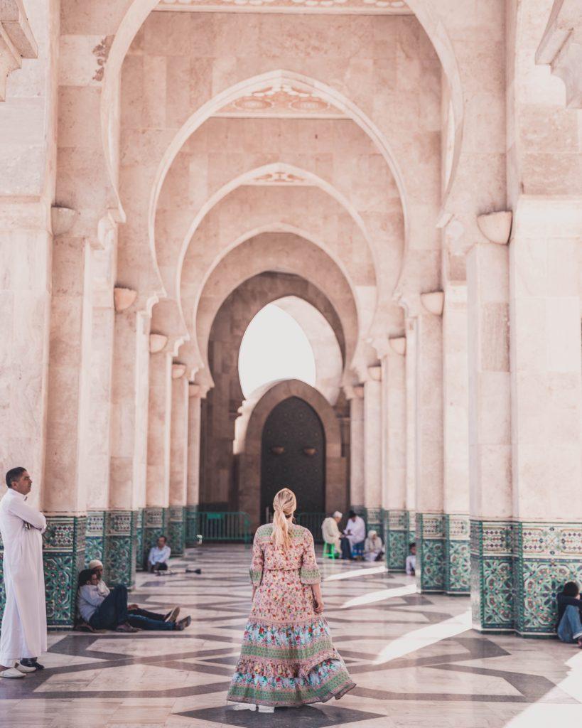 How to visit Hassan II Mosque in Casablanca