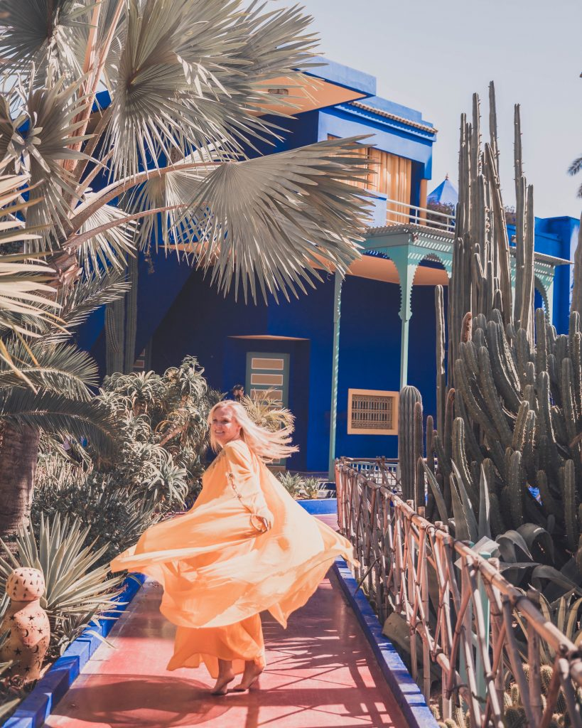 How to visit Jardin Majorelle