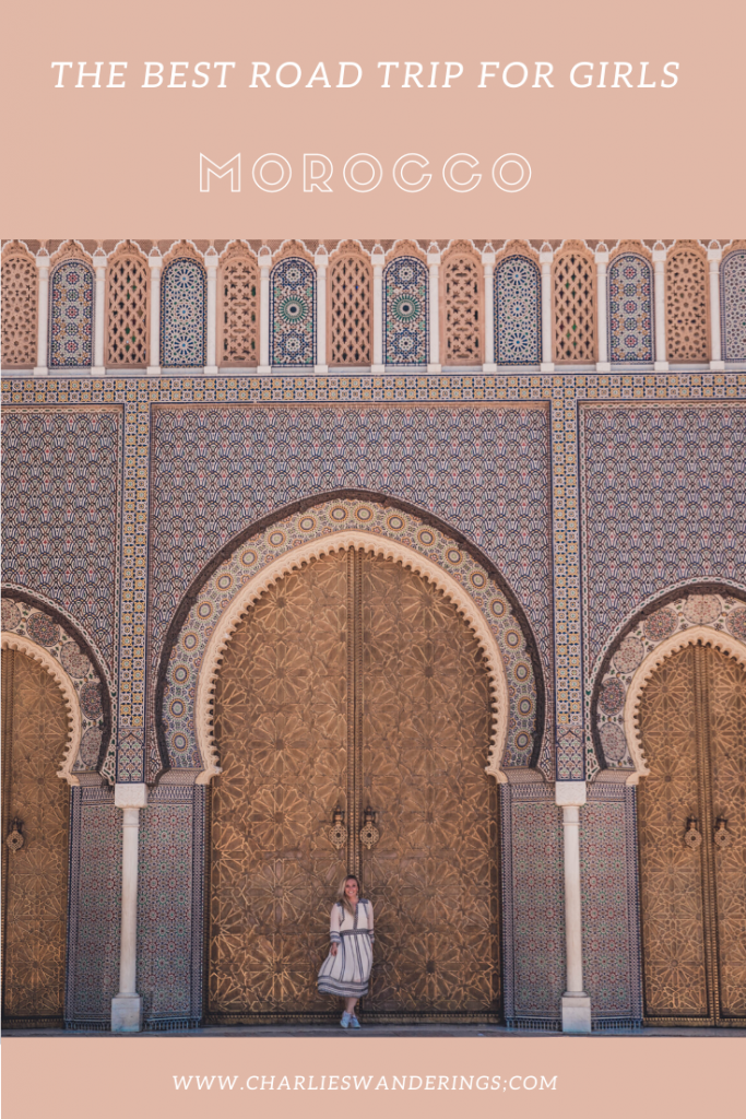 Is a road trip in Morocco safe for girls?