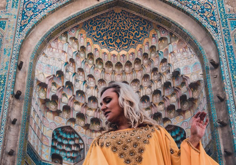 The Most Instagrammable Places in Uzbekistan