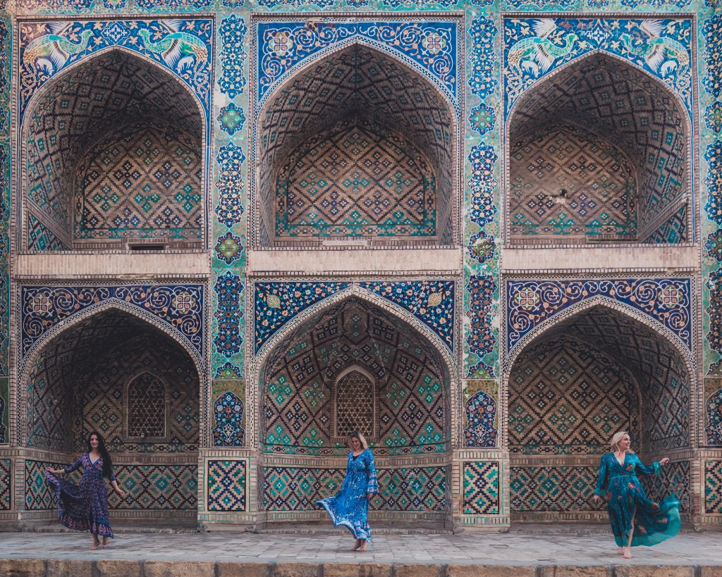 The Most Instagrammable Places in Uzbekistan - Charlies Wanderings