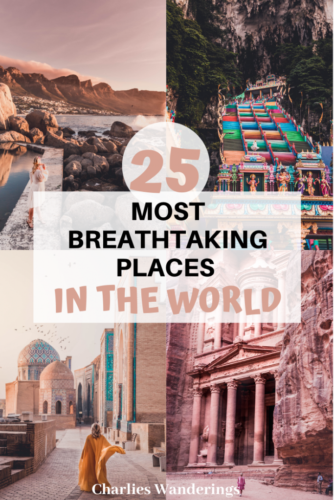 The 25 Most Instagrammable Places in the World