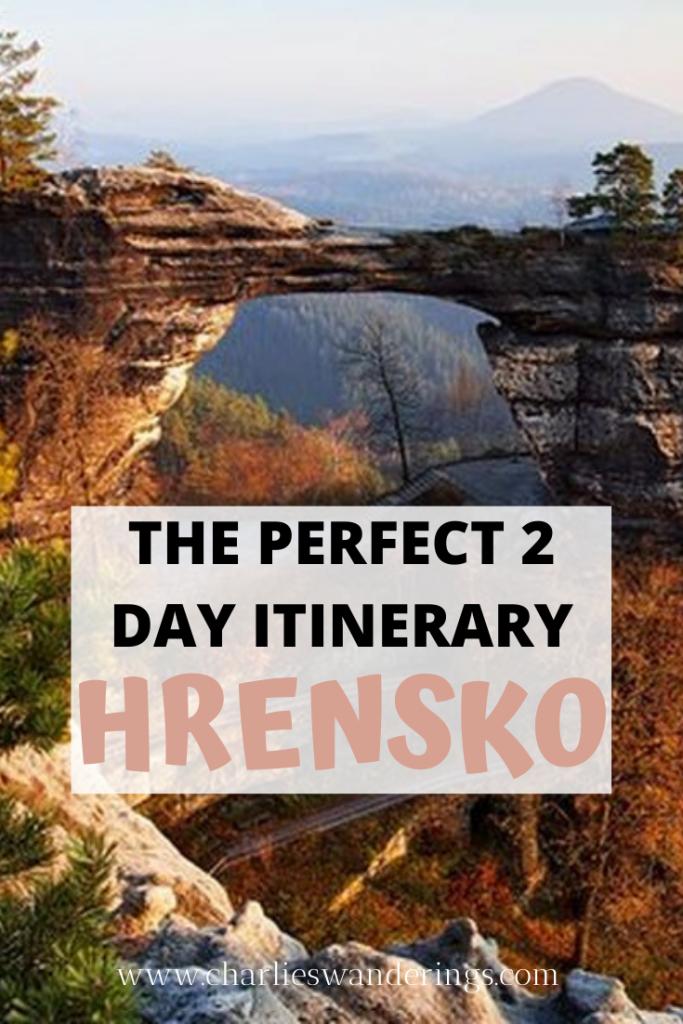 A Weekend in Hrensko: The Ultimate 2 Day Hrensko Itinerary