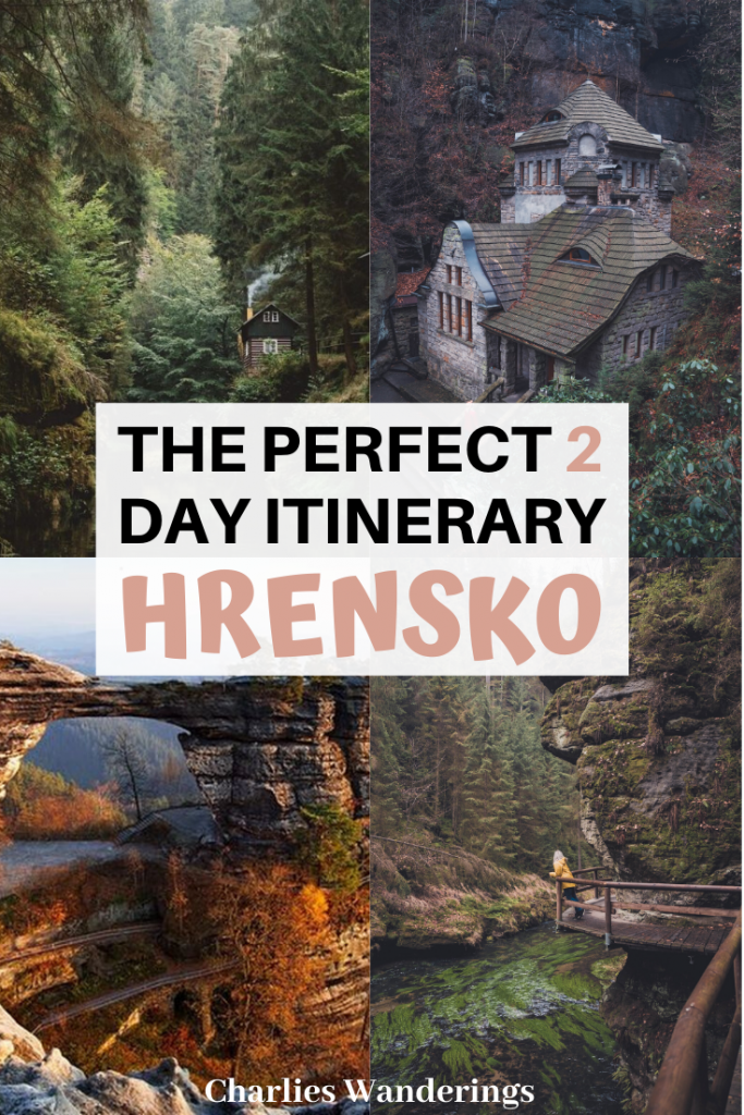 A Weekend in Hrensko: The Ultimate 2 Day Hrensko Itinerary