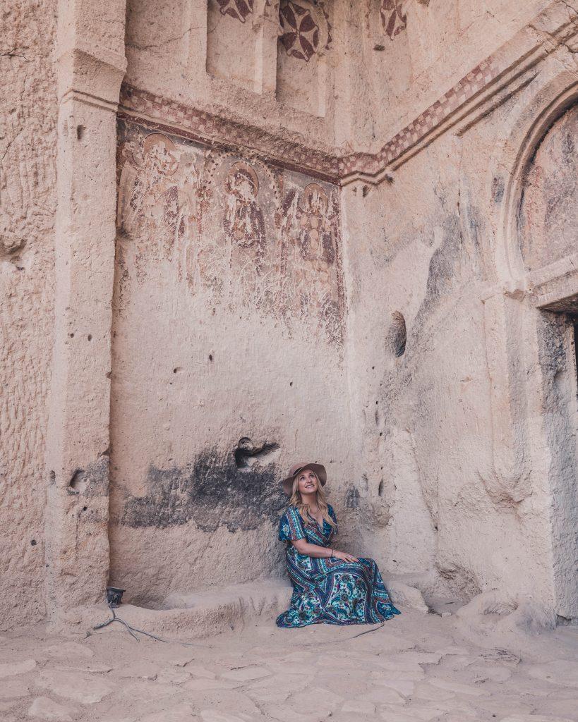 cappadocia travel, göreme open air museum