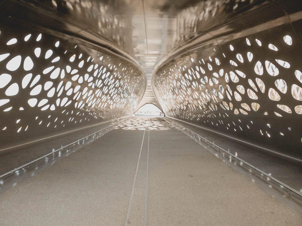 park bridge antwerp, Beautiful Places to Visit in Antwerp