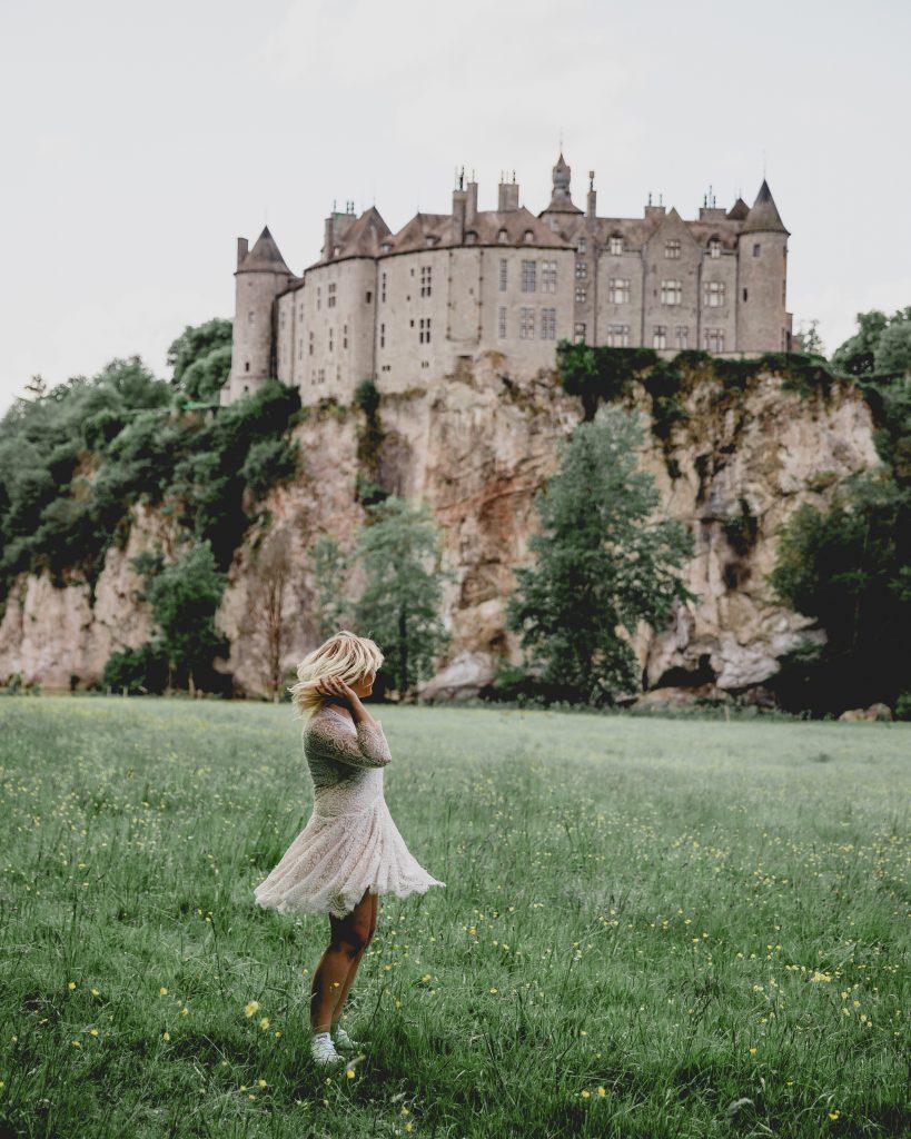 Château Walzin, Walzin castle