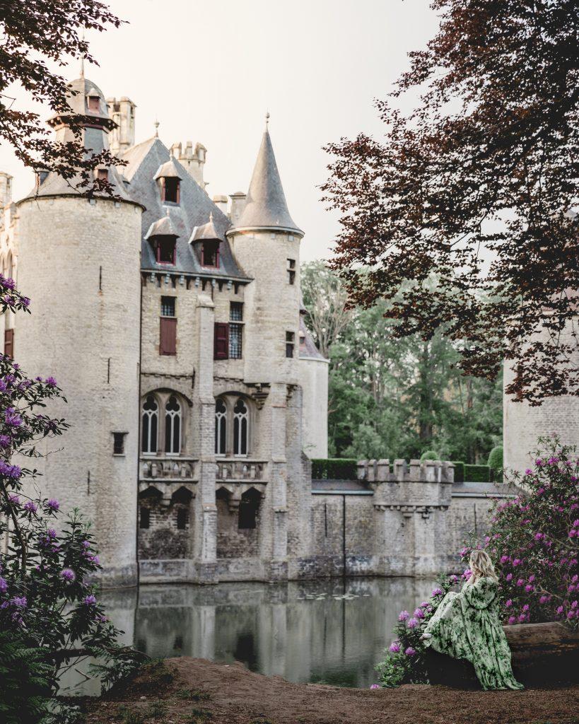 Borrekens kasteel, Borrekens castle