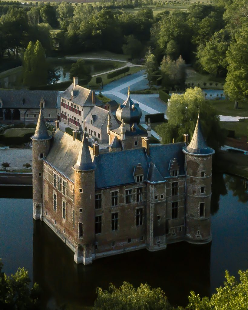 Kasteel van Cleydael, Cleydael castle