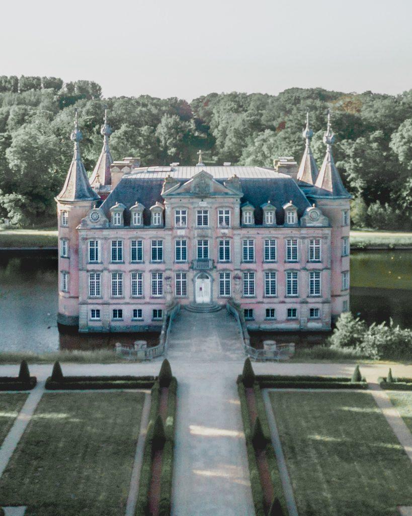 Kasteel van Poeke, Poeke Castle