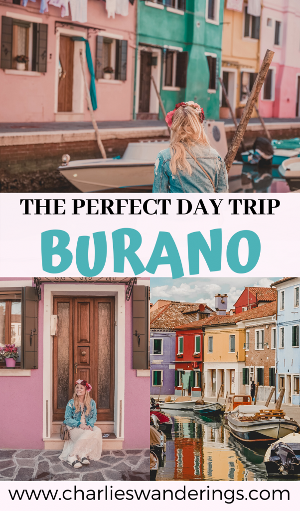 The Best Day Trip from Venice - One Day in Burano