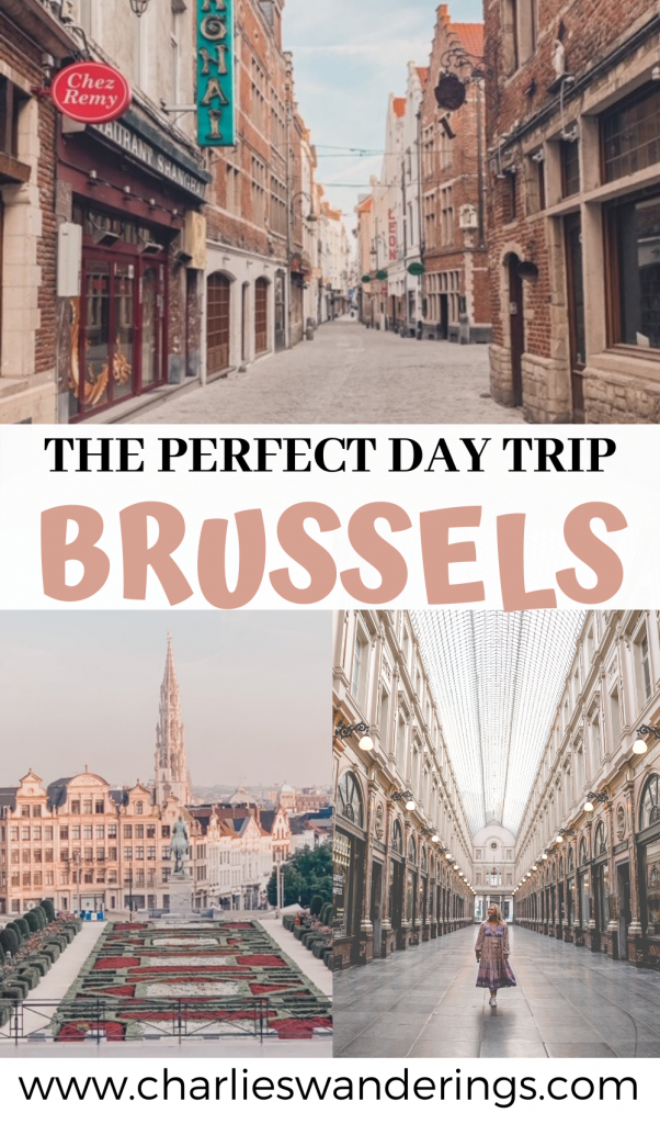 How To Make The Most of One Day in Brussels