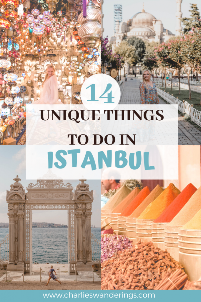 Top Best Things To Do in Istanbul - a 3 Day Guide