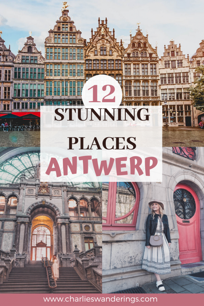 Beautiful Places to Visit in Antwerp