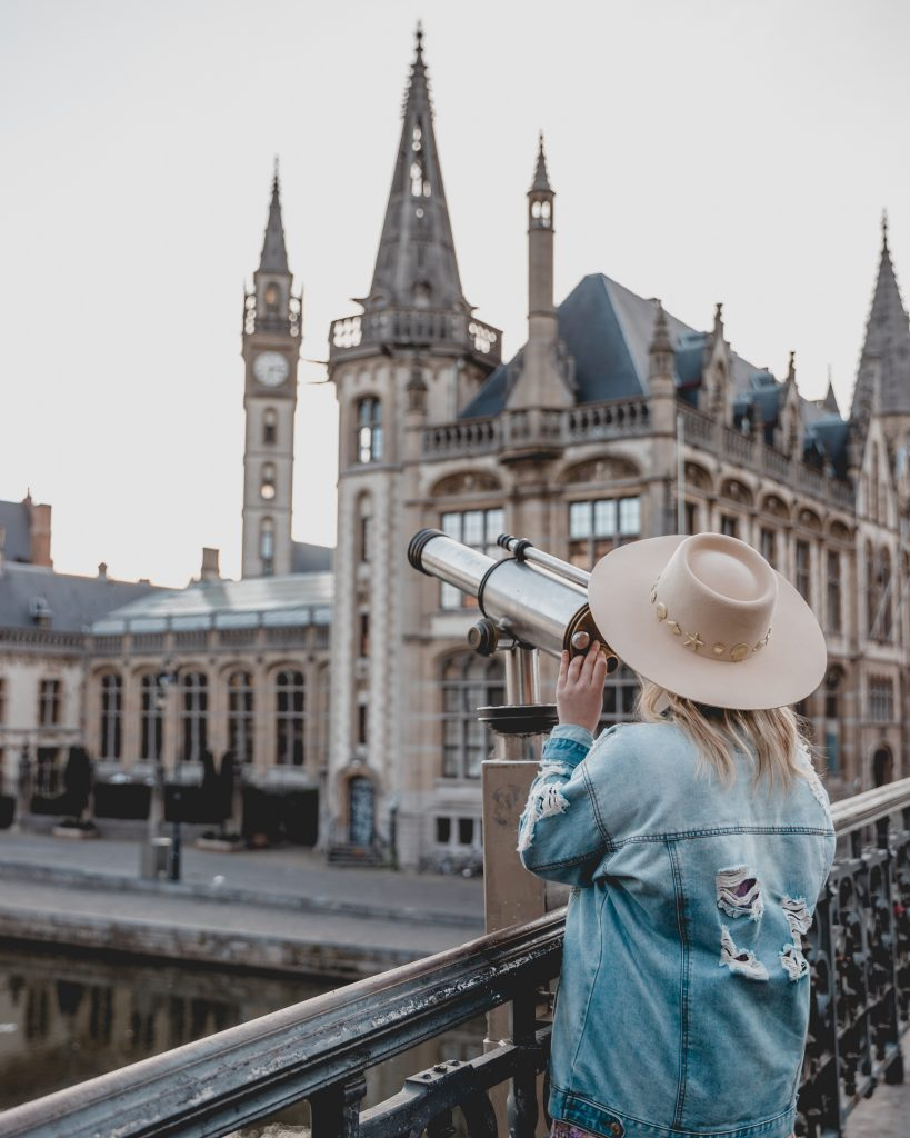 Visit Ghent on your trip to Belgium